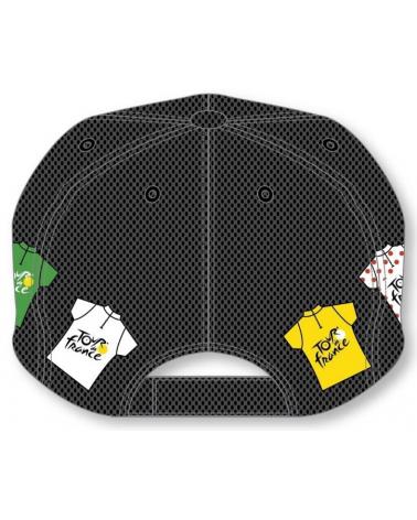Casquette TDF Tour de France Mesh Noir