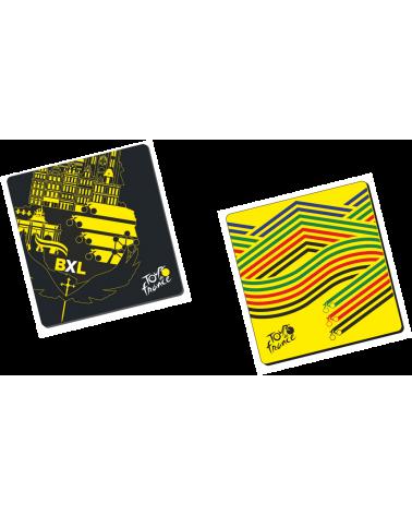 Sous-Bocks Lot de 2 Tour de France Grand Départ 2019