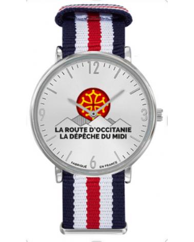 """Montre La Route d'Occitanie la Dépêche du Midi """"Chrono"""""""