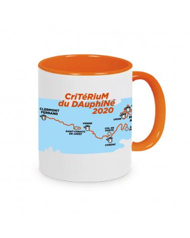 Mug Critérium du Dauphiné Parcours 2020