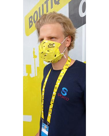 Masques Set de 3 Tour de France