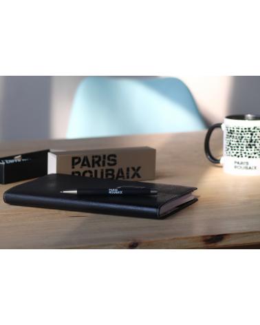 Stylo Paris Roubaix Mêche Noir