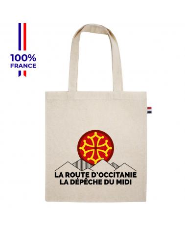 """Sac La Route d'Occitanie La dépêche du Midi """"Le Tote Grimpeur """""""