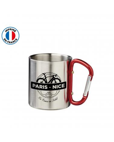 """Mug Mousqueton Paris Nice """"Popote"""""""