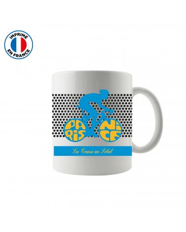 Mug Paris Nice Plein White