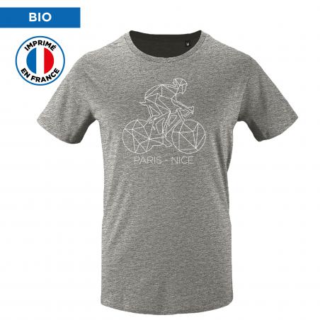 T-shirt Paris Nice Décalqué Men