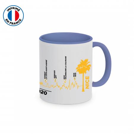 Mug Paris Nice Parcours 2020
