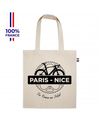 Sac Paris Nice Musette Beige