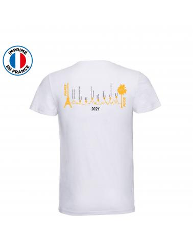 T-shirt Paris Nice Parcours 2021