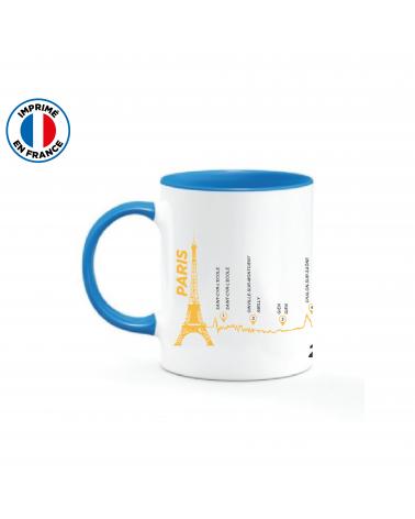 Mug Paris Nice Parcours 2021