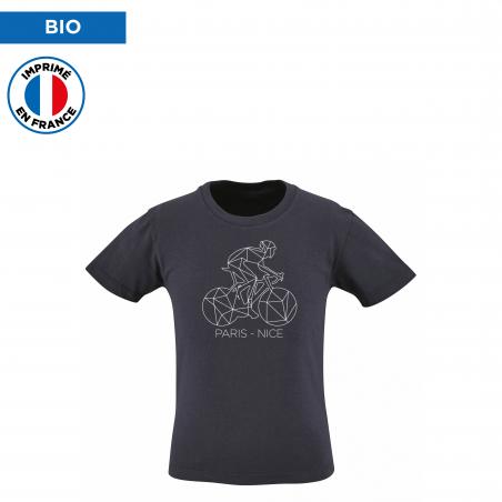 T-shirt Paris Nice Décalqué Enfant