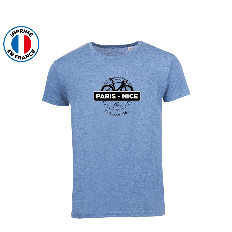 T-shirt Paris Nice Dérailleur