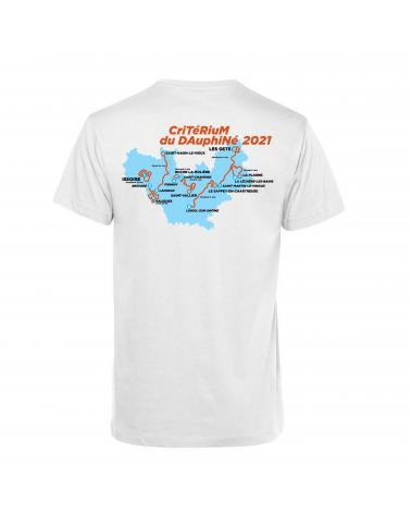 T-shirt Critérium du Dauphiné Parcours 2021