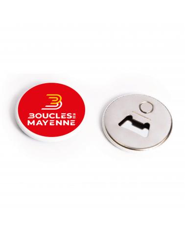"""Décapsuleur Magnet Boucles de la Mayenne """"Décap Logo"""""""