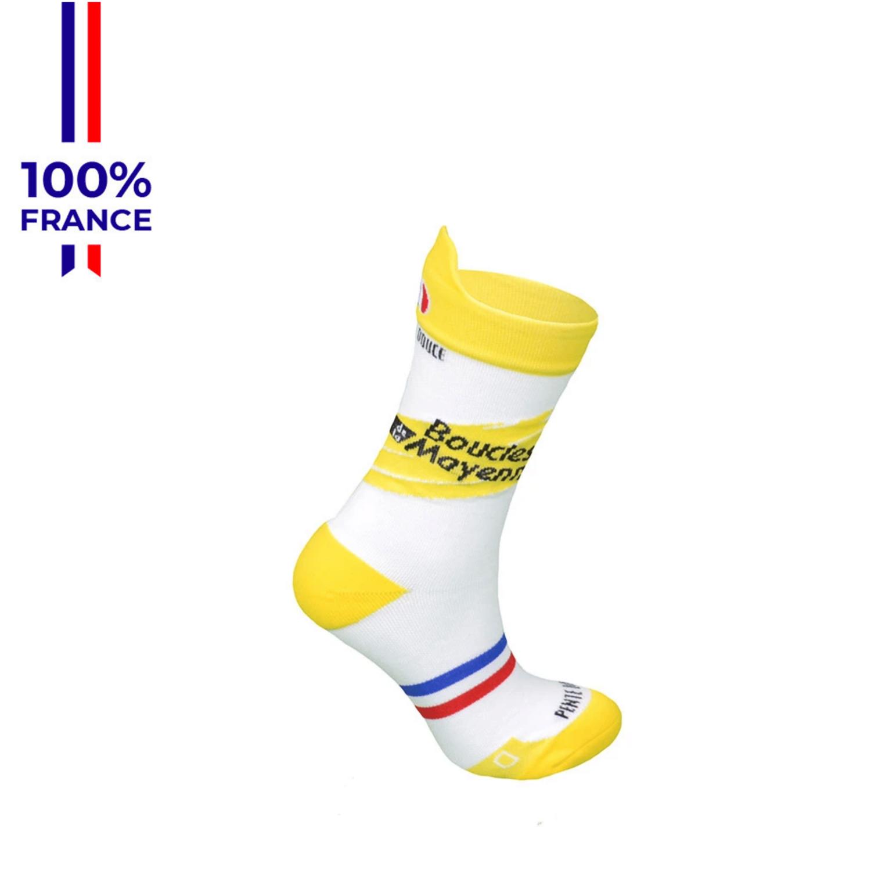 "Chaussettes Boucles de la Mayenne ""La Mayennaise"""