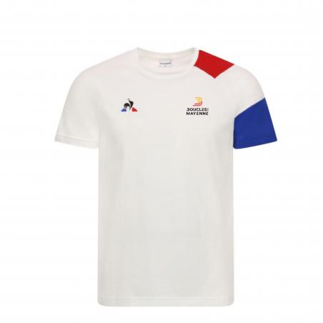 """T-Shirt Le Coq Sportif Boucles de la Mayenne  """"L'engagé"""""""