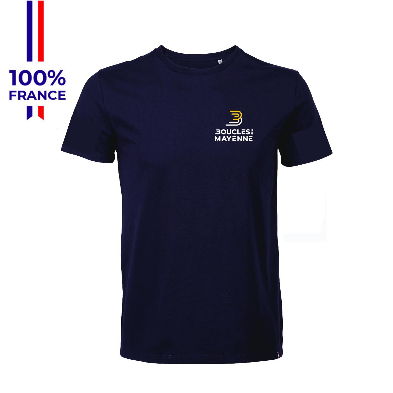 """T-Shirt Boucles de la Mayenne  """"Boucles"""""""