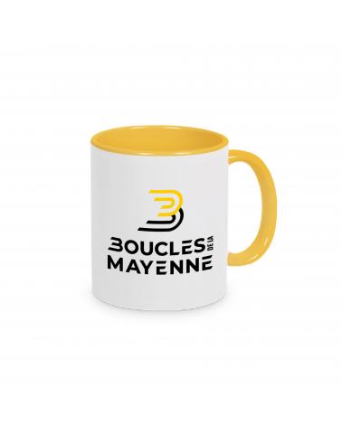 "Mug Boucles de la Mayenne "" Logo  """