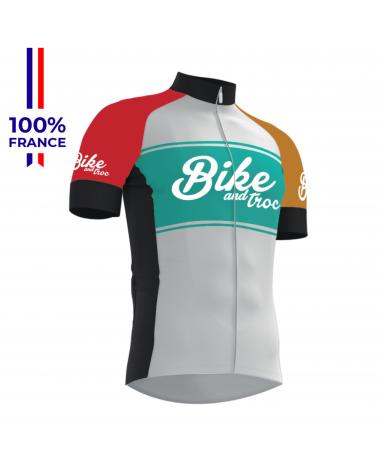 "Maillot Cyclisme Bike & Troc Festival  ""Le Jersey"""