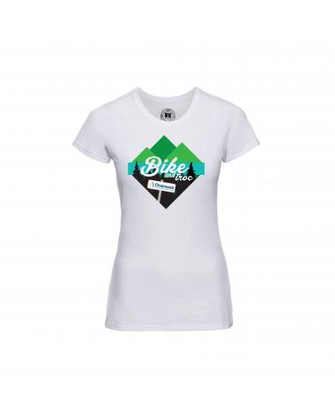 """T-shirt  Boucles de la Mayenne """"Le Chalmazel""""  Femme"""