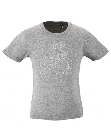 T-shirt Paris Roubaix Décalqué Enfant