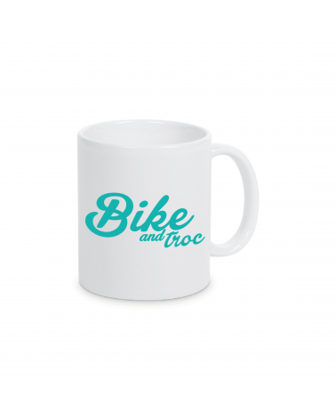 "Mug Bike and Troc "" La Récup' Chalmazel """