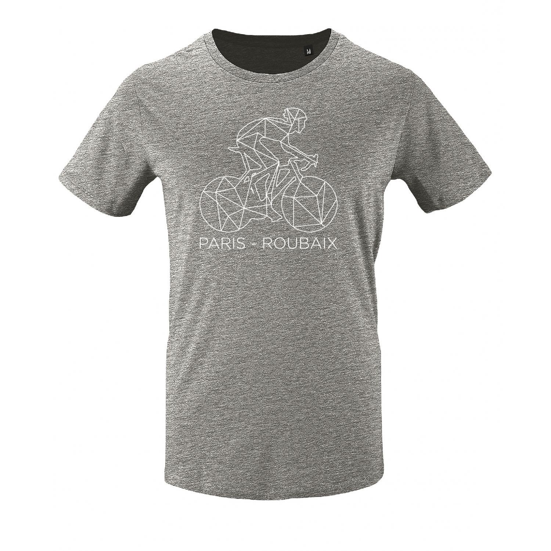 T-shirt Paris Roubaix Décalqué Homme