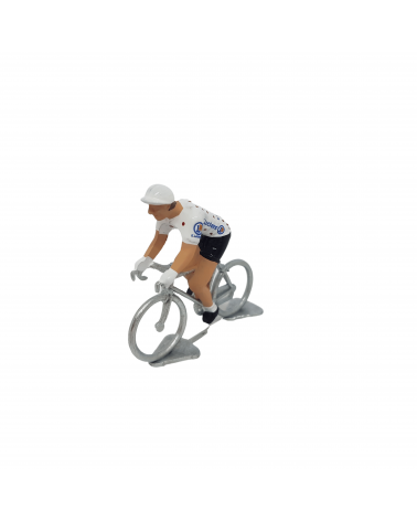 Figurine Cycliste Tour de France Pois