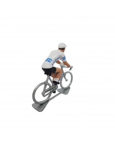 Figurine Cycliste Tour de France Maillot Blanc