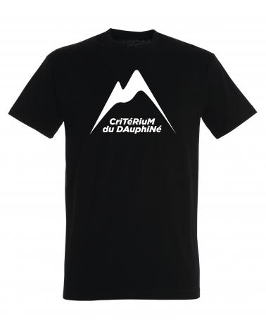 T-shirt Critérium du Dauphiné Montagne Homme Personnalisation
