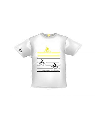 T-shirt Tour de France Brest 2021 Enfant