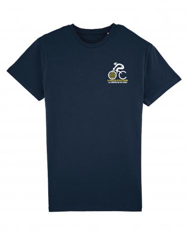 """T-shirt La Route d'Occitanie La Dépêche du Midi """"Vel'Occ"""" Mixte Personnalisation"""