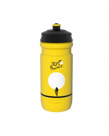 Bidon Tour de France Cycliste Jaune 2021