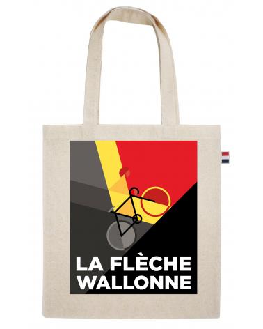 Sac Flèche Wallonne Musette Affiche