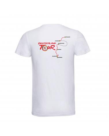 T-shirt Deutschland Tour Parcours 2021
