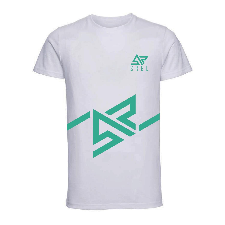 """T-shirt Swim Run Gorges de la Loire """" SR """"  Homme"""