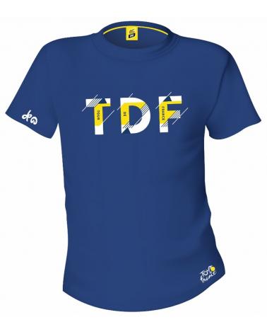 T-shirt Tour de France Graphique Mountain Homme