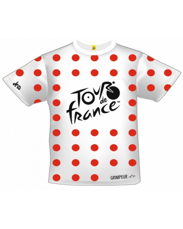 T-shirt Tour de France Pois Enfant