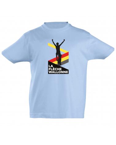 T-Shirt Flèche Wallonne Héro