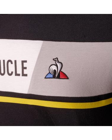 Tour de France Le Coq Sportif La Grande Boucle 2020 Black T-shirt