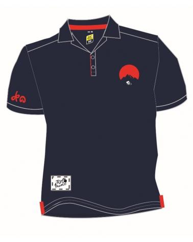 Tour de France Lifestyle Mountain Man Polo