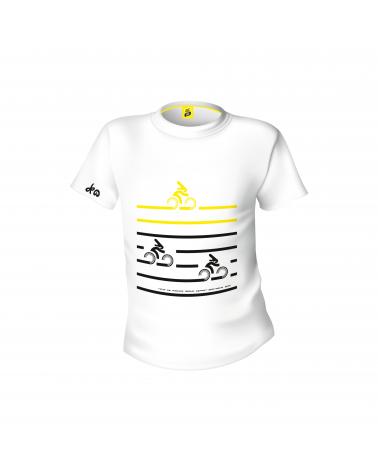 T-shirt Tour de France Brest 2021 Homme