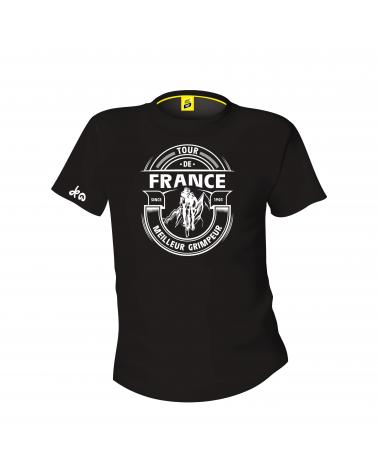 T-shirt Tour de France Graphique Grimpeur Homme