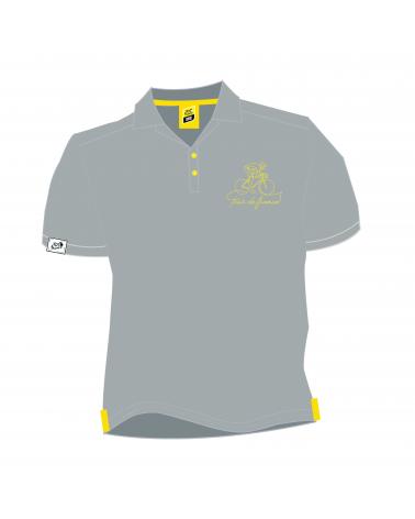 Polo Tour de France Lifestyle TDF Gris Homme