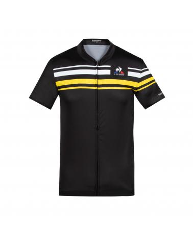 Maillot Cyclisme Tour de France Le Coq Sportif La Grande Boucle 2021 NOIR