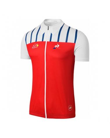 Maillot Cyclisme Tour de France Le Coq Sportif Jersey Pur
