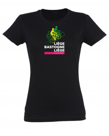 T-shirt Liège Bastogne Liège Doyenne Femme