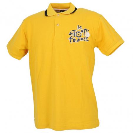 Tour de France Yellow Man Polo