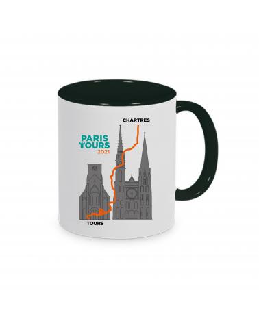 Mug Paris Tours Parcours  2021