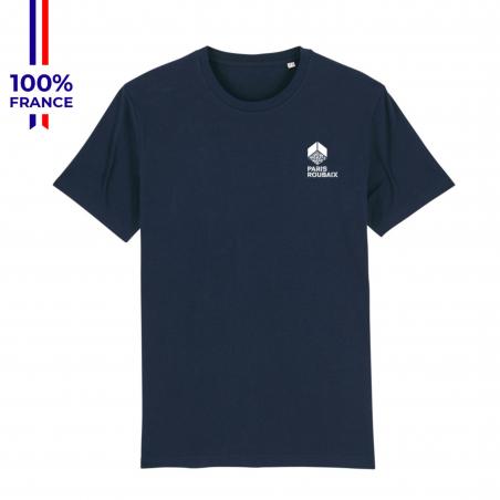 """T-shirt Paris Roubaix """" Le Pavé """" Mixte"""